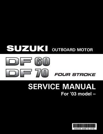 For '03 model –
