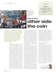 The other side of the coin - Pfeiffer Consulting