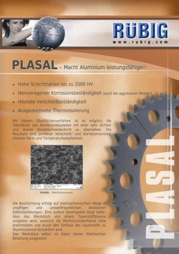 PLASAL - Rubig