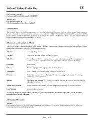 VetScan® Kidney Profile Plus - Abaxis