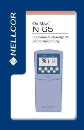 Nellcor Oximax N-65 (PDF, 1.371 kB)