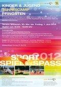 Kinder & JUgend TenniScAMP OSTern - Bastian Koenig - Seite 2