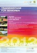 Kinder & JUgend TenniScAMP OSTern - Bastian Koenig - Seite 6