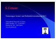 Neuerungen Arznei- und Heilmittelvereinbarung 2011 (pdf, 0.2 MB)
