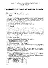 3LOG tech s.r.o., Nad Laborcom 1769/4, 071 01 Michalovce