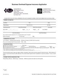 BOE Application - Beale Professional Services