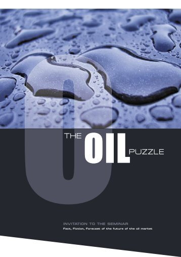 the PUZZLE THE OIL - Elliott Wave International