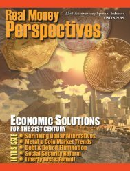 Economic Solutions - Swiss America