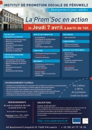 télécharger le folder de la foire aux métiers 2011.