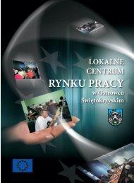 RYNKU PRACY - Gminne Centrum Informacji w Ostrowcu Św.