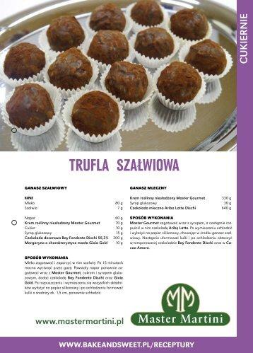Bake & Sweet Receptury z listopada 2012