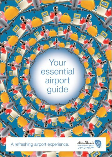 Table Of Contents - Abu Dhabi Airports Company
