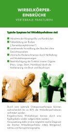 OSTEOPOROSE - Aktion gesunde Knochen - Seite 5