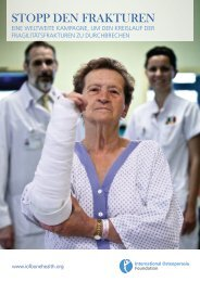 IOF-Report 2012 - International Osteoporosis Foundation