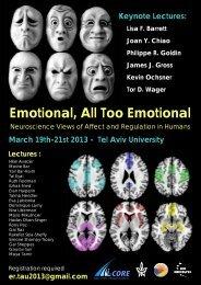 Emotional, All Too Emotional