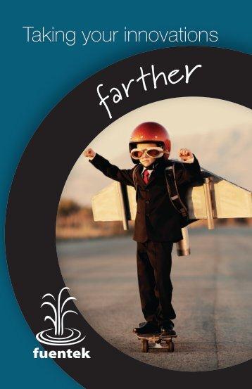 View the winning brochure - Fuentek