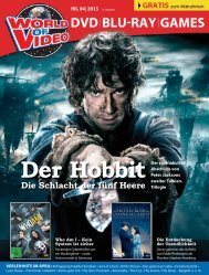 World of Video Kundenmagazin 2015-04