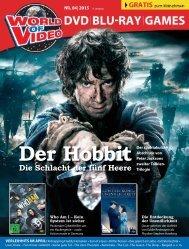World of Video Kundenmagazin 2015-04
