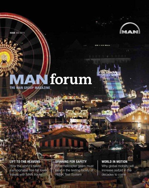 foru - MAN Brand Portal