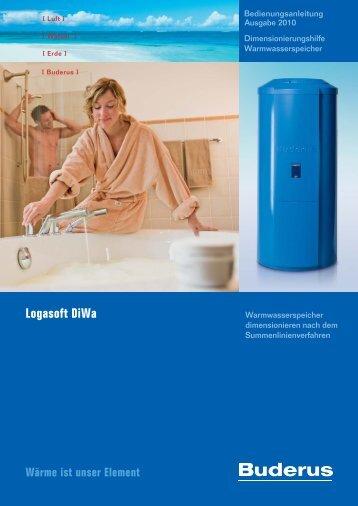 Logasoft DiWa - Buderus