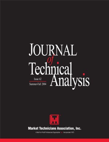 issue 62 - Market Technicians Association