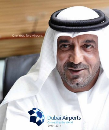 One Year, Two Airports - Dubai International Airport