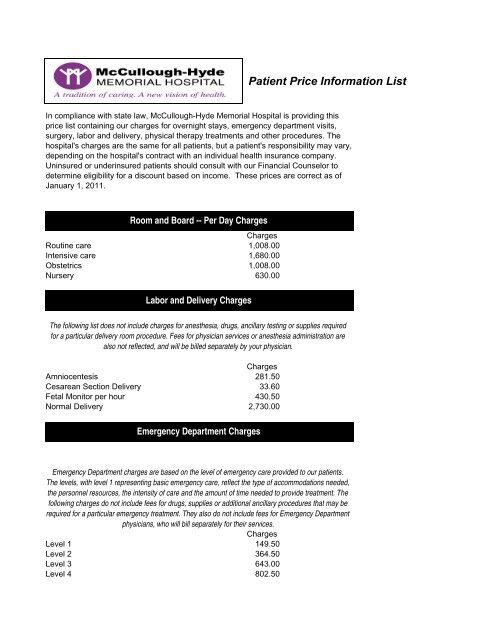 memorial hospital fees tratament paracelular pentru paraziți