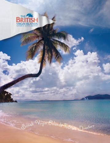BVI06 TOURIST DIRECTORY - Experience The British Virgin Islands