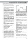 Termine Bestellformulare Technische Richtlinien Auf ... - Consumenta - Seite 7