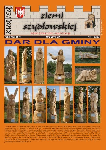 DAR DLA GMINY - Gmina Szydłów