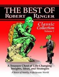 Best of Robert Ringer Volume 1 - Restoring the American Dream