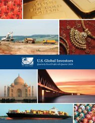 here - US Global Investors