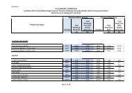 Savusavu Hardware Price List as at 18/06/2013 - The Commerce ...