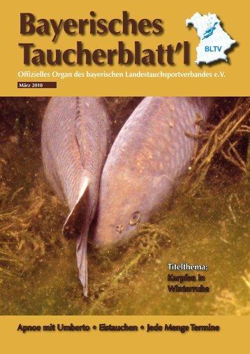 Karpfen in Winterruhe - BLTV