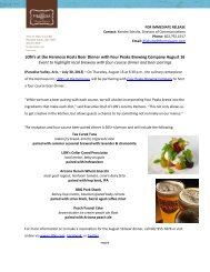 View Release - The Hermosa Inn