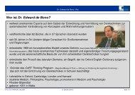 Wer ist Dr. Edward de Bono?