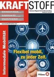 Oktober 2012 - Kraftstoff – Business-Magazin für die Autovermietung