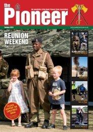 The Pioneer - October 2010