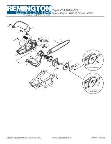 ALM 3220 Parts