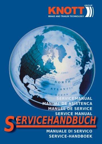SERVICEHANDBUCH - Knott Brake Company