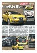 Pressespiegel SEAT Ibiza - Seite 6