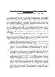 Stanowisko Rady Wydziału Matematyki i Informatyki UAM wobec ...