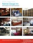 Narrow Gauge Inn - Inncome.com - Page 5
