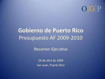 Gobierno de Puerto Rico