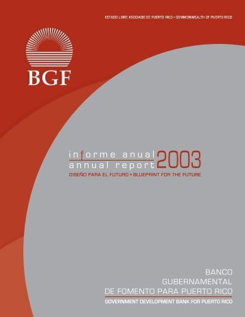 prueba informe1 - Government Development Bank