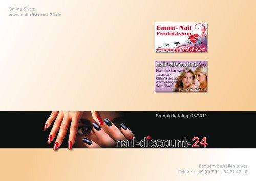 B Estellschein Nail Discount 24