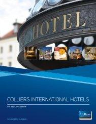 COLLIERS INTERNATIONAL HOTELS - Eason Communications