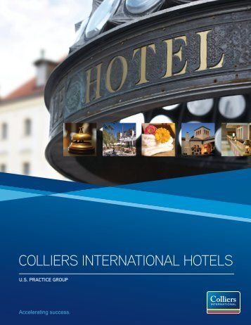 COLLIERS INTERNATIONAL HOTELS - Eason Communications