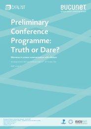 Preliminary Conference Programme - European Children's ...
