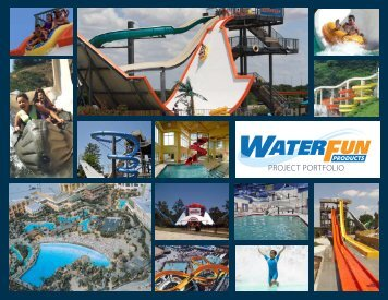 Project Portfolio - Waterfun Products